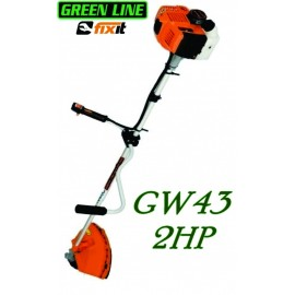 ΒΕΝΖΙΝΟΚΙΝΗΤΟ ΧΟΡΤΟΚΟΠΤΙΚΟ GREENLINE GLW-43