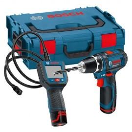 KIT GOS 10,8 V-LI + GSR 10,8 V-LI σε L-Boxx