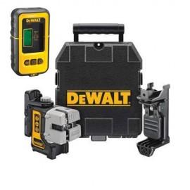 DEWALT - DW089KD + DE0892 Πολυγραμμικό LASER + Ανιχνευτής Γραμμής