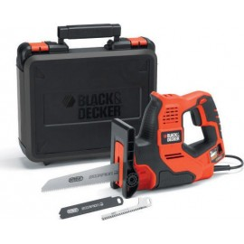 BLACK&DECKER Ηλεκτρικό Πριόνι Χειρός 500W Scorpion® Autoselect