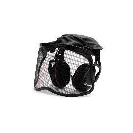 Ωτοασπίδες κήπου με μάσκα από διχτυωτό πλέγμα