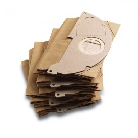 KARCHER Χάρτινες σακούλες φίλτρου (5τμχ.)