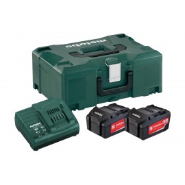 Σετ Φόρτισης 2 x 5.2 Ah&2x μπαταρίες 5.2 Ah &1x φορτιστής ASC 30–36 V