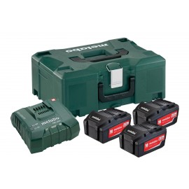 Σετ Φόρτισης 5.2 Ah ASC ultra 3x μπαταρίες 5.2 Ah 1x φορτιστής ASC ultra