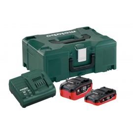 Σετ Φόρτισης Lihd 1 x Lihd 3.1 Ah, 1 x Lihd 5.5 Ah 1x φορτιστής ASC 30–36 V