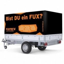 Προστατευτική μουσαμά FUXTEC για ρυμουλκούμενο