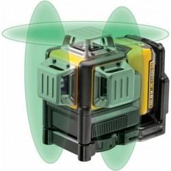 DEWALT - DCE089D1G Αυτορυθμιζόμενο Λέιζερ 3x 360° Σταυρού-Πράσινης Γραμμής