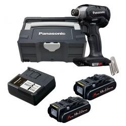 Panasonic EY76A1PN2G Κατσαβίδι παλμικό 18V 3,0Ah ιόντων λιθίου