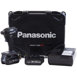 Panasonic EY75A7LJ2G παλμικό κατσαβίδι 18V 5.0Ah Li-Ion
