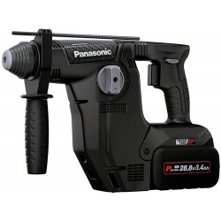 Panasonic EY7881PC2V Ασύρματο SDS + 28,8 V 3.4Ah Li-Ion + Απορρίκνωση σκόνης
